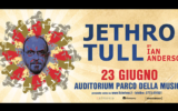 JETHRO TULL by IAN ANDERSON  in tour in Italia