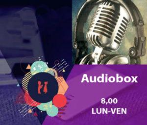AudioBox con Enzo Racioppa