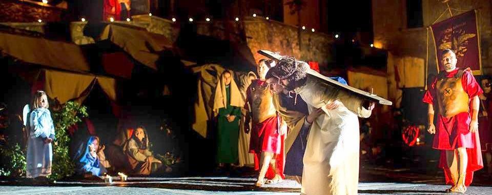 via Crucis Montecchio
