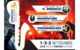 OTRICOLI, I Tiromancino e Marina Rei saranno gli ospiti dell'Otricoli Music Fest (OMF) che torna dal 1 al 3 settembre. Tre giorni di grande musica abbinata a cibi e vini di qualità tra Piazza della Repubblica e i locali del borgo antico.