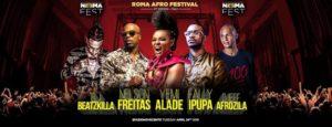 Roma Afro Fest