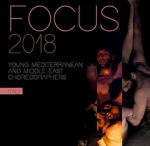 FOCUS YOUNG MEDITERRANEAN AND MIDDLE EAST  CHOREOGRAPHERS 2018