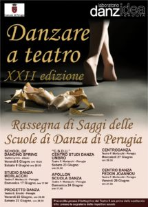 Danzare a Teatro