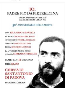 Io, Padre Pio da Pietrelcina