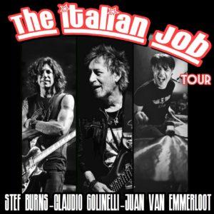 THE ITALIAN JOB TOUR