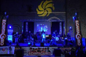 Cantagiro 2018 in Umbria.