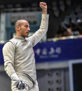Mondiali in Cina Alessio Foconi