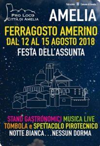 #FERRAGOSTOAMERINO