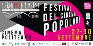 FESTIVAL DEL CINEMA POPOLARE 27 – 30 settembre 2018