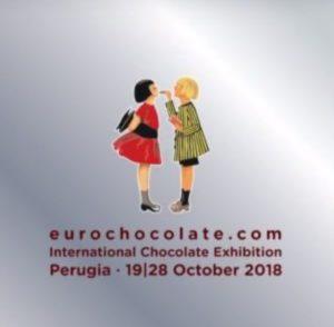Le prime anticipazioni di Eurochocolate Perugia 2018 e due importanti progetti
