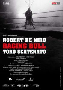 """Martin Scorsese, """"Toro scatenato"""""""