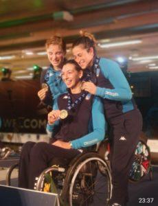 Terni promossa a pieni voti per l'organizzazione dei Campionati Europei Assoluti di Scherma Paralimpica 2018 foto di Valentina Ficola