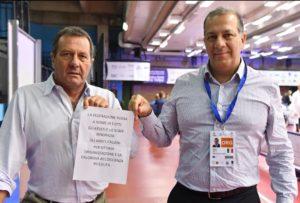 Terni promossa a pieni voti per l'organizzazione dei Campionati Europei di Scherma Paralimpica Le parole di Bebe Vio, l'entusiasmo del presidente IWAS e del numero uno FIS. Italia terza nel medagliere