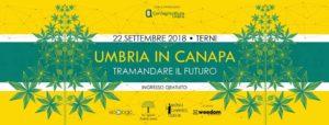 """""""Umbria in canapa 2018""""."""