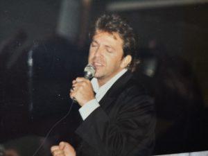 Alan Sorrenti ospite a Radio Incontro