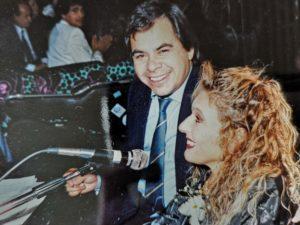Il grande Angel Pato Garcia ai microfoni di Radio Incontro di Terni