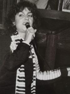 Mia Martini ospite di Radio Incontro