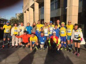 L'Amatori Podistica Terni alla maratona di Varsavia!