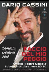 Ameria Festival, weekend tra musica, flamenco e comicità