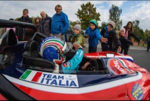 Schierato il Team Italia per il FIA Hill Climb Masters a Gubbio Ecco le 38 stelle che compongono la nazionale capitanata da Fiorenzo Dalmeri per il grande evento del 12-14 ottobre in Umbria
