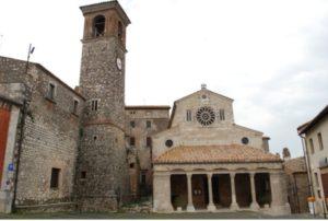 """Lugnano, gli studenti guidano i turisti alla visita in chiese e al museo per """"Domenica del Borgo"""""""