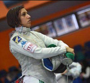 Elisa Vardaro ad Algeri per il debutto in Coppa del Mondo