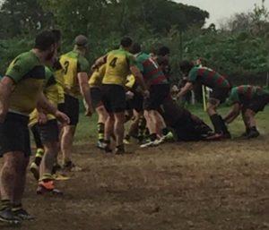Terni Rugby - Stagione 2018/2019 - 04.11.2018