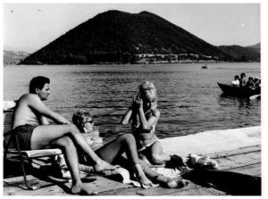 Brigitte Bardot a Piediluco