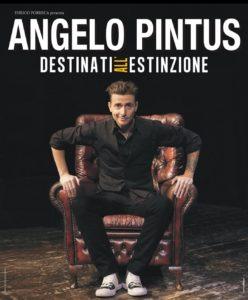 Destinati All'Estinzione Angelo Pintus