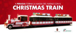 BUSITALIA, PERUGIA: TORNA IL CHRISTMAS TRAIN