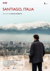"""Nanni Moretti presenta il suo nuovo film """"Santiago, Italia"""""""