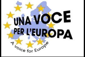Aperte le iscrizioni al concorso canoro internazionale UNA VOCE PER L'EUROPA 2019 – 51° ANNO