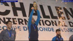 Alessio Foconi domina in Coppa del Mondo e si conferma Re di Parigi
