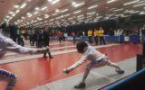 Prova Nazionale Cadetti: Federica Guzzi Susini vince nella sciabola femminile Seconda la ternana Emma Guarino, Simone Mencarelli trionfa nella spada maschile