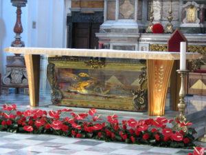 FESTA DI SAN VALENTINO A TERNI – PROCESSIONE E SOLENNE PONTIFICALE IL 10 FEBBRAIO