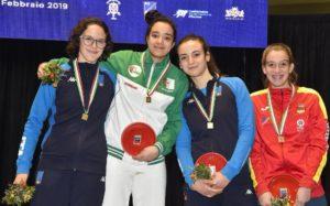 Emma Guarino completa con un argento e un bronzo i Campionati del Mediterraneo