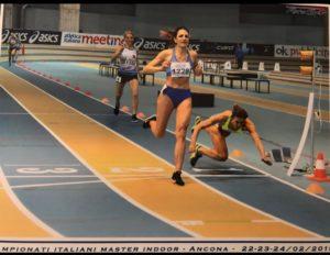Campionati Italiani Master Indoor di Ancona