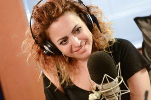 A RADIO INCONTRO CLAUDIA MEGRÈ PER PRESENTARE A TU PER TU CON...