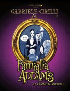 """I personaggi creati da Charles Addams negli anni Trenta prendono vita sul palco del Teatro Lyrick di Assisi nella commedia musicale """"La Famiglia Addams"""""""