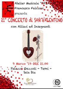 atelier musicale Francesco Falcioni
