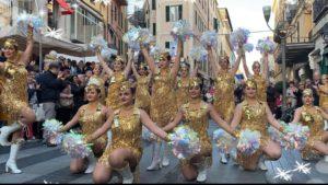 Le New Lady Spartanes a Ballando con le stelle