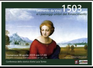 """""""Sulle tracce del genio: mappe e cosmografie ai tempi di Leonardo""""che sarà visitabiledal 13 Aprile al 1 Maggio 2019."""