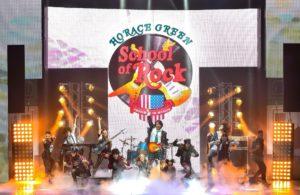 School of Rock  Musica energia e risate sul palcoscenico con il poliedrico Lillo