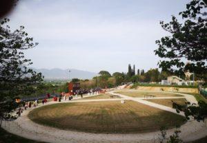 Corsa all'Anello, inaugurato il Campo de li Giochi
