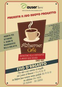 A Terni apre l'Alzheimer Cafè  Il progetto di Auser per le famiglie dei malati