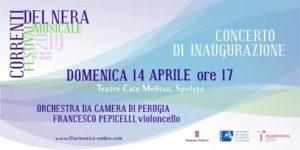 CORRENTI DEL NERA Secondo Festival Musicale in Valnerina