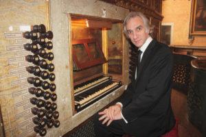 Lugnano in Teverina, concerto di Joâo Vaz per Maggio Organistico