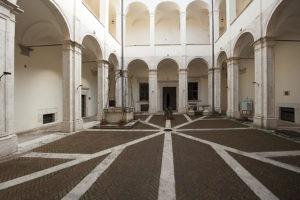 Bartolomeo d'Alviano e Donna Olimpia Pamphili raccontati al castello