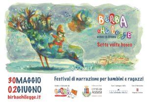 """Birba chi legge - Assisi fa storie"""