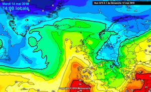 Aggiornamento meteo: maggio o novembre?